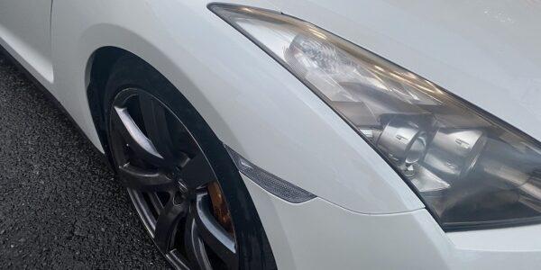 GTRフェンダー板金修理